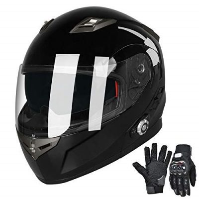 Freedconn Motorcycle Bluetooth Helmet