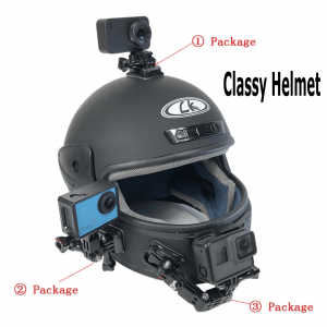 Accessories of Motorcycle Helmets